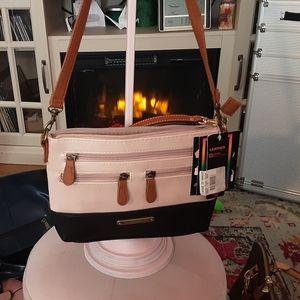 Genuine Pink Stone Mountain Handbag